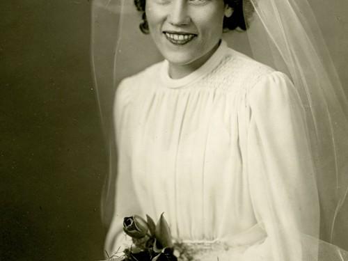 Aura Ahlbäck lottakruunu